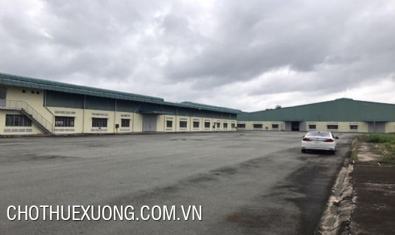 1500m2 to 3000m2 factory for rent in Nga Son, Thanh Hoa