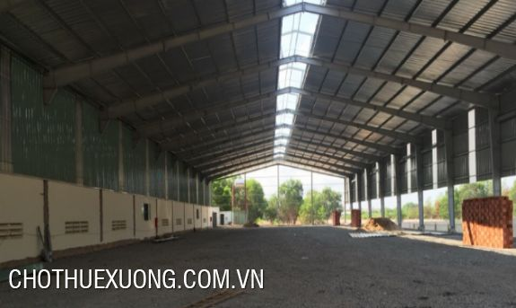 4000m2-5000m2 factory for rent in Yen Mo, Ninh Binh
