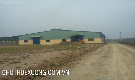 1ha industrial land for lease in Tan Yen, Bac Giang