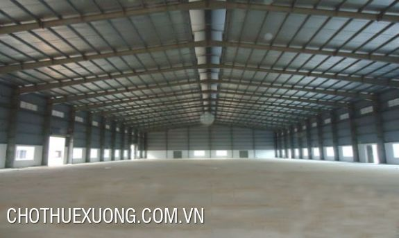 6000m2 brand-new factory for lease in Bim Son, Thanh Hoa