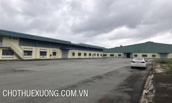 3000m2 newly-built factory for lease in Bim Son, Thanh Hoa
