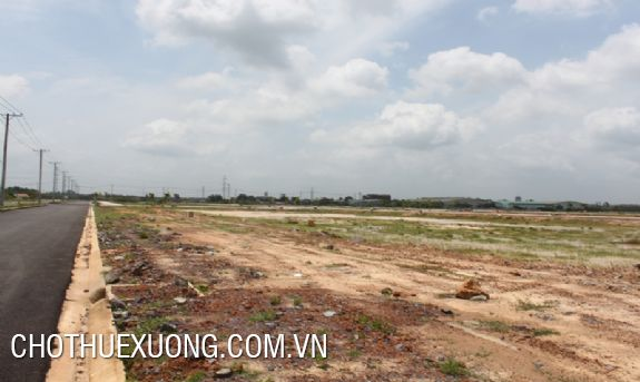 50-year industrial land for sale in Chuc Son, Chuong My, Hanoi