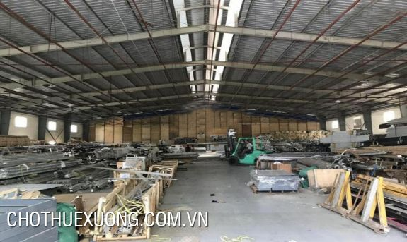 1000m2 factory for lease near Phu Nghia industrial zone, Hanoi