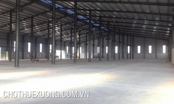 500m2 factory for lease near the national road 3, Dong Anh, Hanoi