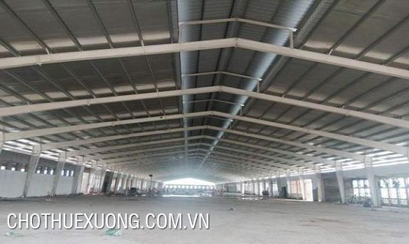 6000m2 factory for lease in Hau Loc, Thanh Hoa, near the national road 10