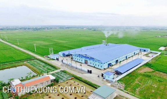 New textile factory for sale in Bim Son, Thanh Hoa