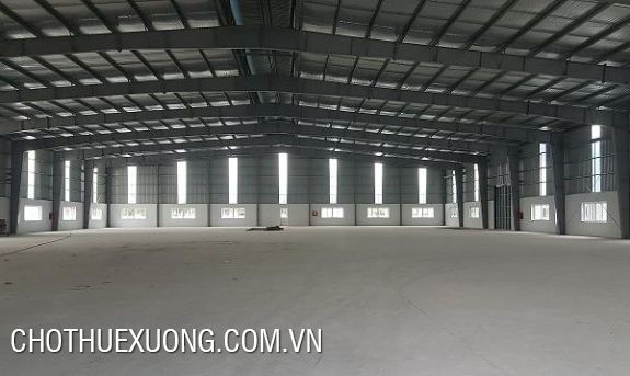 4000m2 land and factory for rent in Binh Xuyen industrial zone, Vinh Phuc