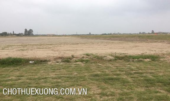 1ha land for sale near Nam Sach industrial zone, Hai Duong