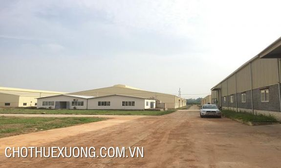Industrial land + factory for sale in Yen Mo, Ninh Binh total area of 3ha