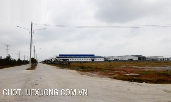 2000m2 industrial land and factory for sale in Cam Giang, Hai Duong