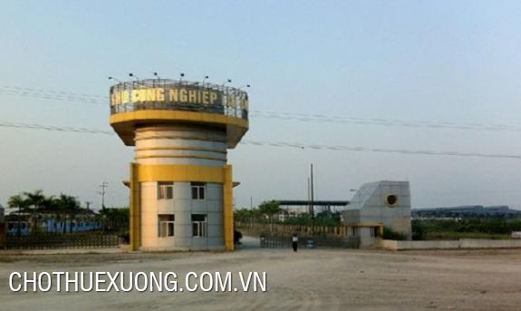 1ha land for sale in Lai Vu industrial zone, Kim Thanh, Hai Duong