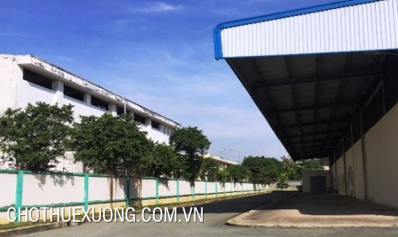 Factory for lease in Ba Hang industrial cluster, Hai Duong