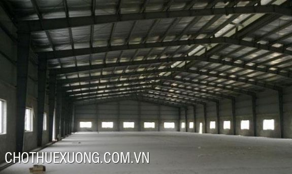 3000m2 factory for lease in Dao Duc Binh Xuyen, Vĩnh Phuc
