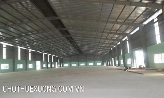 Nice factory for lease in Yen Phong, Bac Ninh