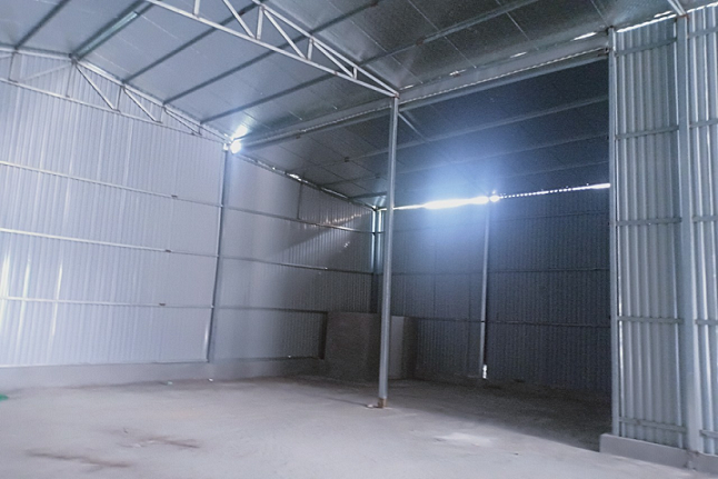 300m2 factory for lease in Dong Anh, Hanoi, near Nhat Tan bridge