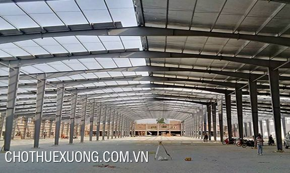 Newly-built factory for lease in Nguyen Khe industrial zone, Hanoi