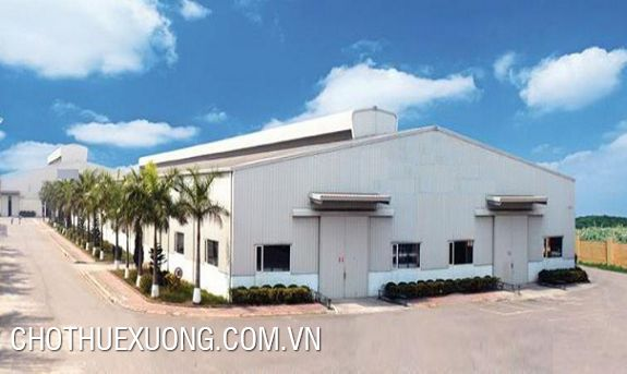 2500m2 factory for sale in Binh Xuyen industrial park, Vinh Phuc