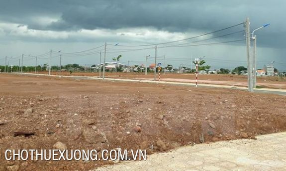 50 year industrial land for sale in Gia Loc industrial cluster, Hai Duong city