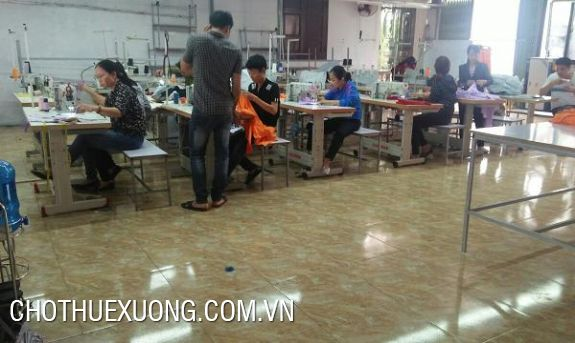 500m2 factory for lease in Hai Duong city cheap price