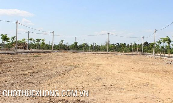 Industrial land for sale in Tien Hai town, Thai Binh