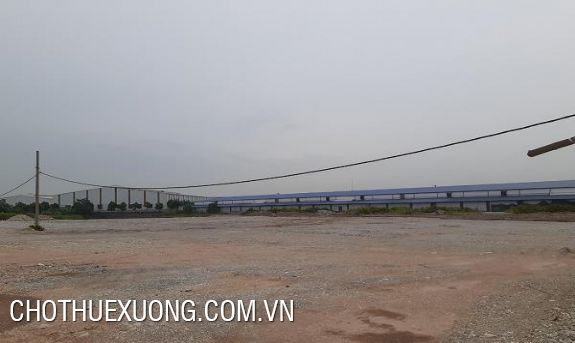 2ha land for sale in Chau Son industrial zone, Phu Ly, Ha Nam