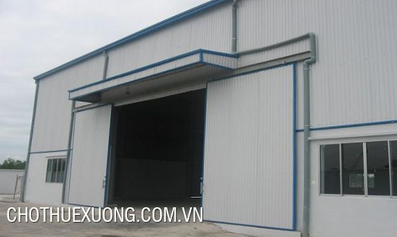 2200m2 factory for lease in Thanh Liem, Ha Nam cheap rental