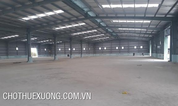 4000m2 factory for lease in Que Vo 2 industrial zone, Bac Ninh