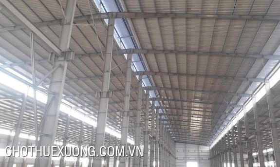 10.000m2 factory for lease in Bim Son, Thanh Hoa