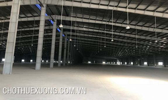 Nice factory for lease in Dai Dong-Hoan Son industrial zone, Tien Du, Bac Ninh