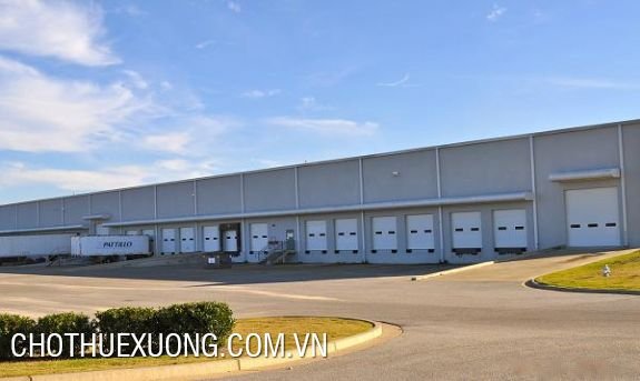 1,2ha nice factory for lease in Ha Trung, Thanh Hoa