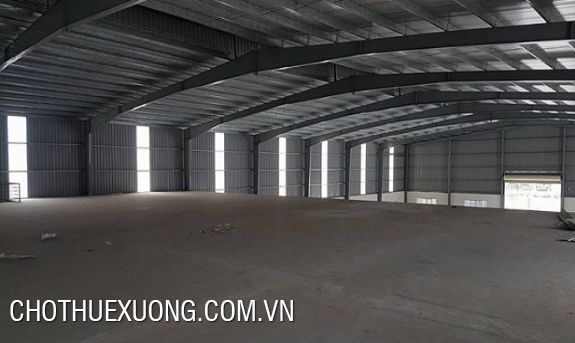 1000-5000m2 new factory for lease in Yen Vien, Gia Lam, Hanoi