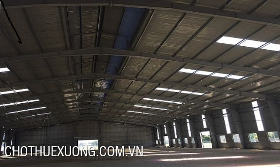 1000m2 newly-built factory for lease in Binh Giang Hai Duong