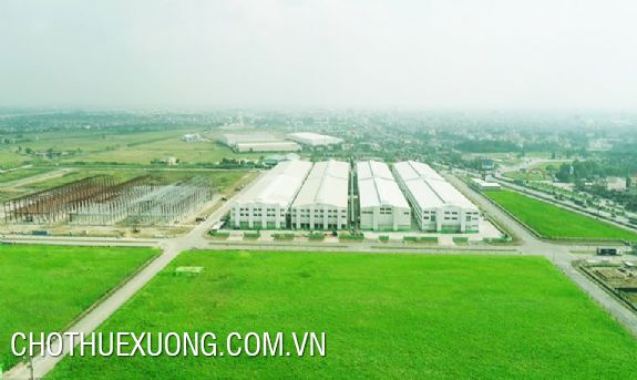 Land for sale in An Phat-Complex industrial park, Hai Duong 1ha-10ha