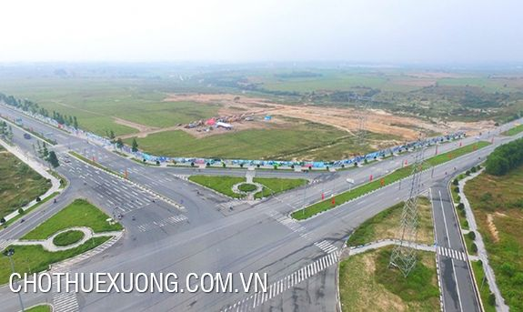Land for sale in industrial zone, Hai Duong city near National Expressway 5