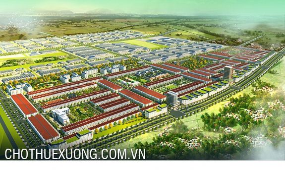 Land for sale in Thuan Thanh 3 industrial zone, Bac Ninh 1ha