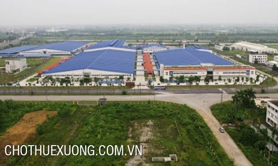 Land for sale in Lai Cach industrial zone, Cam Giang, Hai Duong 2ha