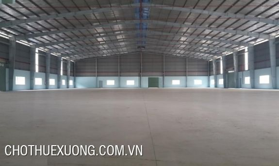 For sale 5000m2 factory in a site of 8400m2 in Quang Minh IP, Hanoi