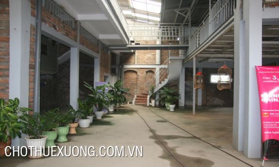 For sale land and factory+office in Long Bien, Hanoi 486m2